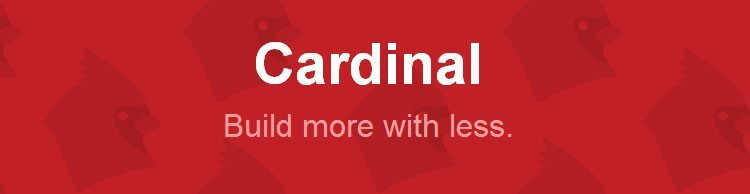 Cardinal CSS Top 5 New and Favorite Responsive Frameworks